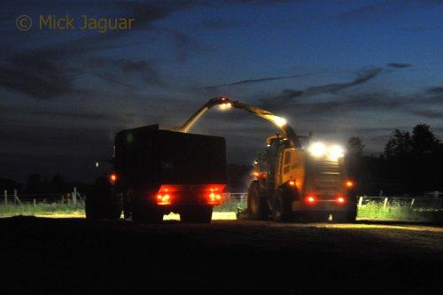 Krone Big X 850 van Mick Jaguar