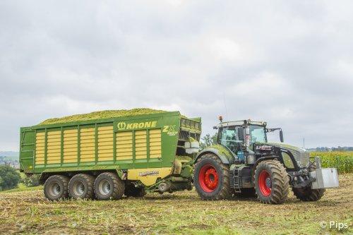 Schoonbroodt heeft op korte tijd een mooi machinepark opgebouwd... Geplaatst door pips op 02-11-2016 om 17:12:24, op TractorFan.nl - de nummer 1 tractor foto website.