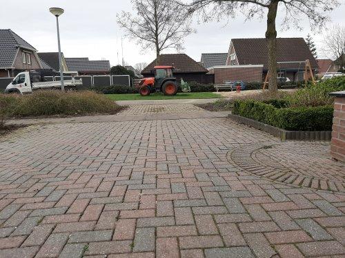 Foto van een Kubota M8540!!!. Geplaatst door Niels ensing op 20-03-2020 om 11:59:56, op TractorFan.nl - de nummer 1 tractor foto website.