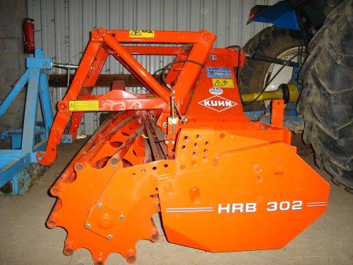 KUHN HRB 302. Geplaatst door wouter op 08-04-2007 om 08:47:40, met 2 reacties.