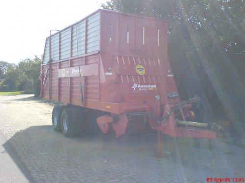 Kverneland opraapwagen van MaartenMandemaker