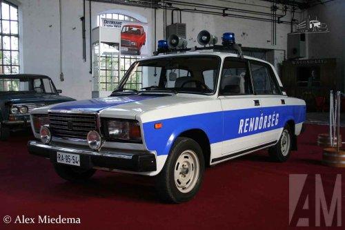 Lada 2105 van Alex Miedema