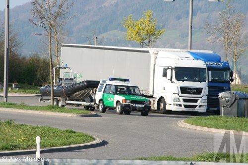 Land Rover Discovery van Alex Miedema