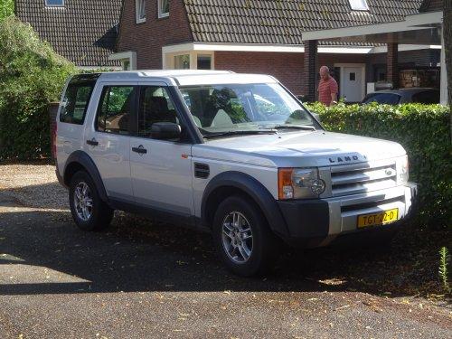 Land Rover Discovery van Lucas Ensing