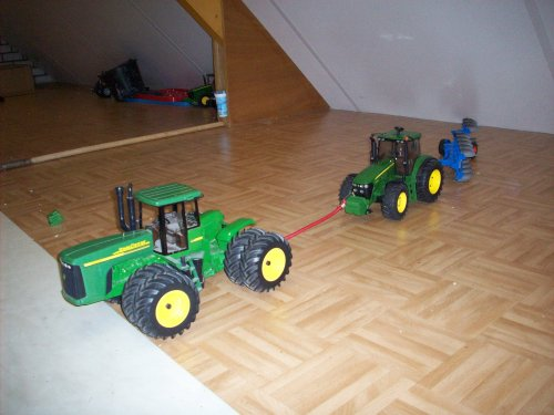Landbouw miniaturen 1:16 John Deere Wallpaper