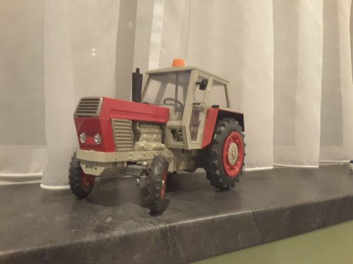 Landbouw miniaturen 1:16 Zetor Wallpaper