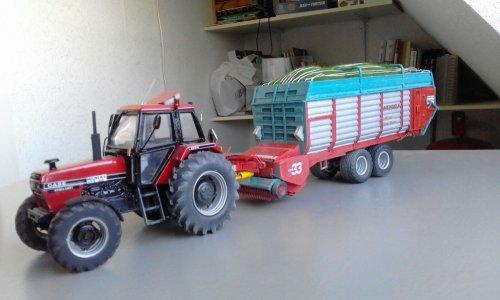 Landbouw miniaturen 1:32 Case IH van chris33