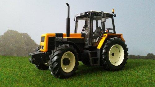 Landbouw miniaturen 1:32 Renault van Kimi4ever