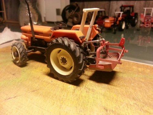 Landbouw miniaturen 1:32 Fiat van chris33