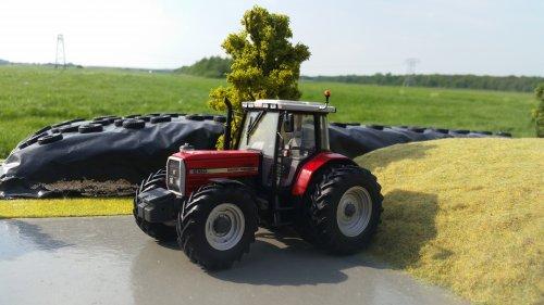 Landbouw miniaturen 1:32 Massey-Ferguson van Kimi4ever