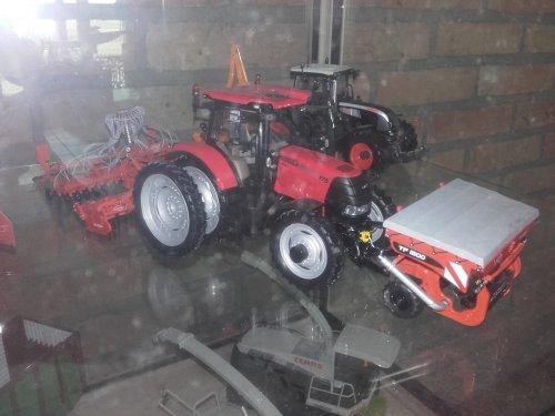 Landbouw miniaturen 1:32 Case IH van janc