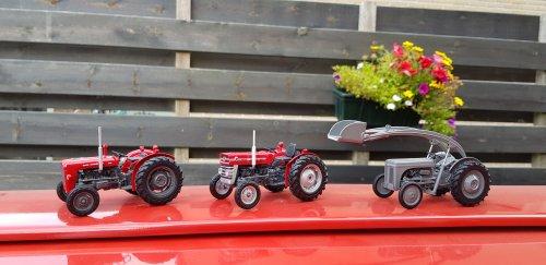 Landbouw miniaturen 1:32 Meerdere van Kimi4ever