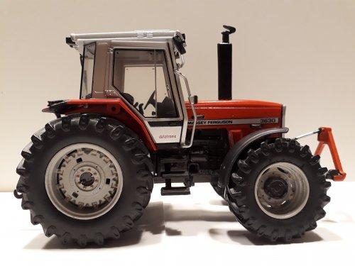 Landbouw miniaturen 1:32 Massey-Ferguson van wydoogheandy