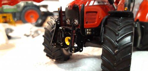 Landbouw miniaturen 1:32 Massey-Ferguson van Wilco vd Kuilen