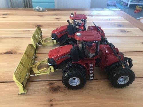 Landbouw miniaturen 1:32 Case IH van catfan55
