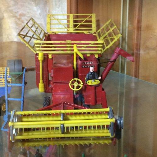 Landbouw miniaturen 1:32 Ferguson van noordhof