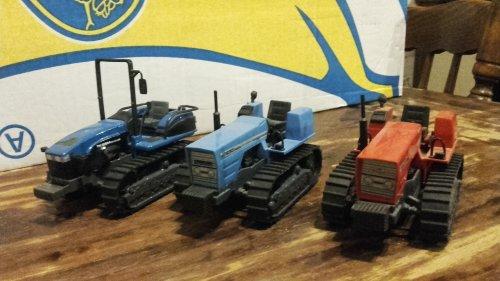 Foto van een Landbouw miniaturen 1:32 Meerdere. Geplaatst door manus op 27-01-2020 om 18:36:33, op TractorFan.nl - de nummer 1 tractor foto website.
