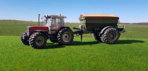 Foto van een Landbouw miniaturen 1:32 Massey-Ferguson. Geplaatst door Kimi4ever op 22-03-2020 om 14:34:33, met 3 reacties.