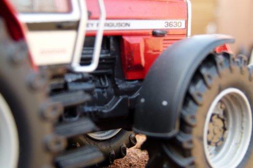 Foto van een Landbouw miniaturen 1:32 Massey-Ferguson. Geplaatst door wydoogheandy op 07-04-2020 om 20:29:45, op TractorFan.nl - de nummer 1 tractor foto website.