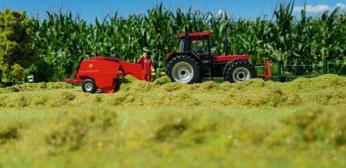 Foto van een Landbouw miniaturen 1:32 Case IH. Geplaatst door Kimi4ever op 04-08-2020 om 15:15:28, met 5 reacties.