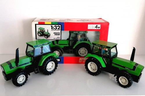 Landbouw miniaturen 1:32 Deutz van jaguar80