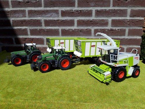 Landbouw miniaturen 1:32 Kaweco van Wilco vd Kuilen
