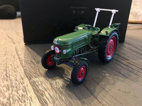 Van de week weer een mooie Fendt farmer D2 binnen gehad voor de verzameling. Met een oplage van 1000 stuks