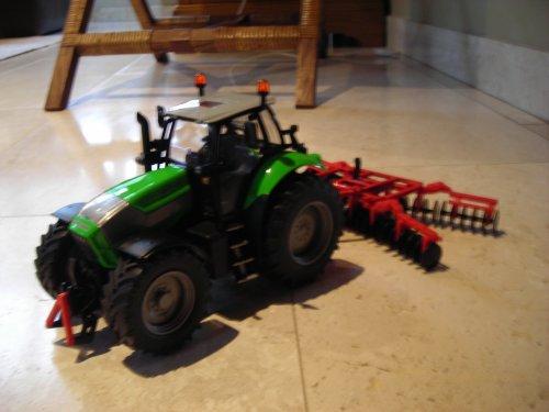 Landbouw miniaturen 1:32 Deutz-Fahr van landbouw