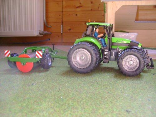 Landbouw miniaturen 1:32 Deutz-Fahr van rickdeutz