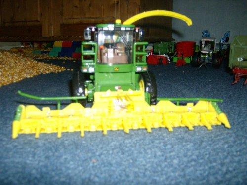 Landbouw miniaturen 1:32 Hakselaar van bramfannewholland