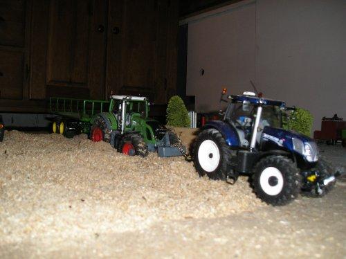 Landbouw miniaturen 1:32 Clubmodel LCN van stoll