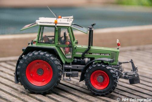 Landbouw miniaturen 1:32 Fendt van Niek1988