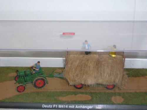 Landbouw miniaturen 1:43 Deutz van Roelll