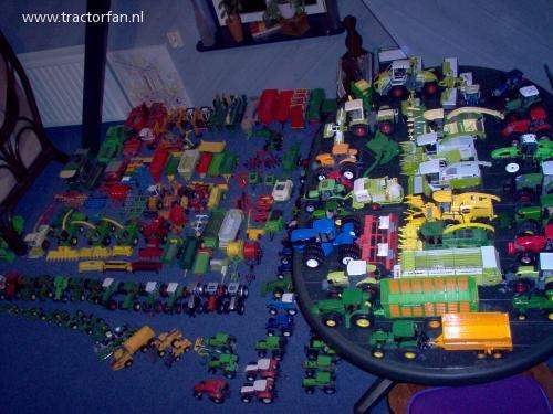 Landbouw miniaturen 1:32 Mijn verzameling van Deerepower7720