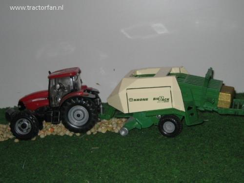 Landbouw miniaturen 1:32 Grootpakpers van gerjopennings