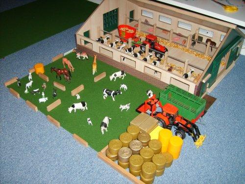 al mijn dieren met voer. Geplaatst door farmnico op 29-10-2007 om 09:35:50, met 2 reacties.