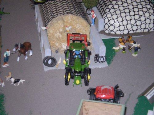 Landbouw miniaturen 1:32 foto's van de beurs van trekkertje1