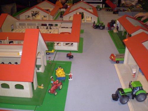 Landbouw miniaturen 1:32 Beursmodellen LCN van trekkertje1