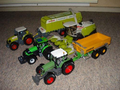 Landbouw miniaturen 1:32 Overig van agrotronfan