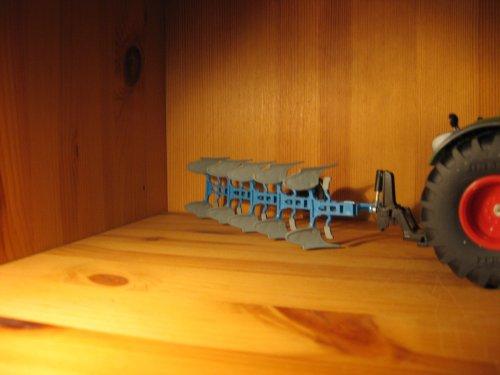 Landbouw miniaturen 1:32 Lemken van sloot