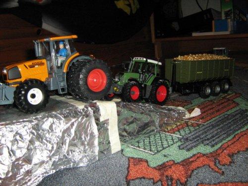 Landbouw miniaturen 1:32 Meerdere van jasperzandbergen