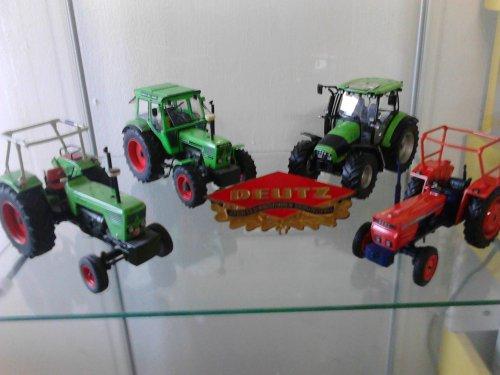 Landbouw miniaturen 1:32 Clubmodel LCN van deutzfanJos