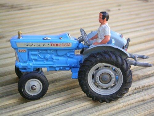 Landbouw miniaturen 1:43 ford van Freerk