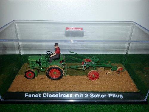 Landbouw miniaturen 1:43 Fendt van Roelll