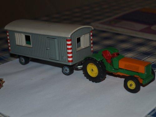 Landbouw miniaturen 1:43 Fendt van manus