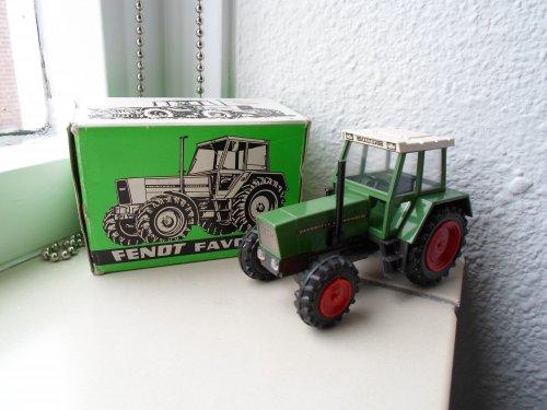 Landbouw miniaturen 1:43 Fendt van pimmeke