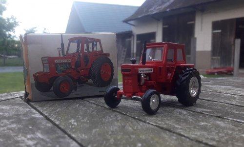 Landbouw miniaturen 1:50 volvo van stijn-de-bock