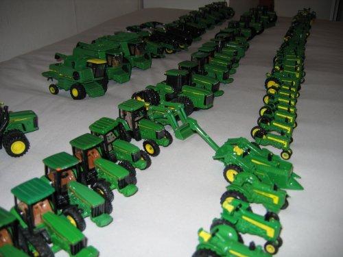 Landbouw miniaturen 1:64