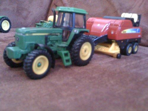 Landbouw miniaturen 1:64 John Deere van greenboy