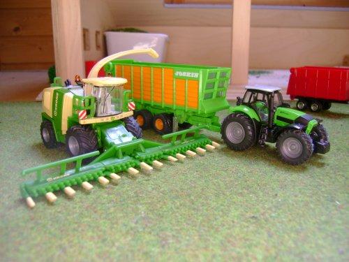 landbouwminiaturen 1:87 siku van rickdeutz